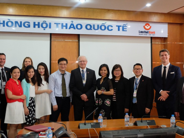 The delegation from New Zealand government had paid a visit to FTU