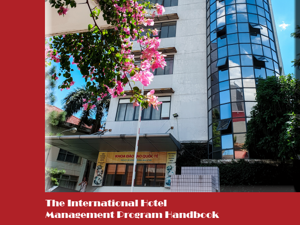 The International Hotel Management Program Handbook